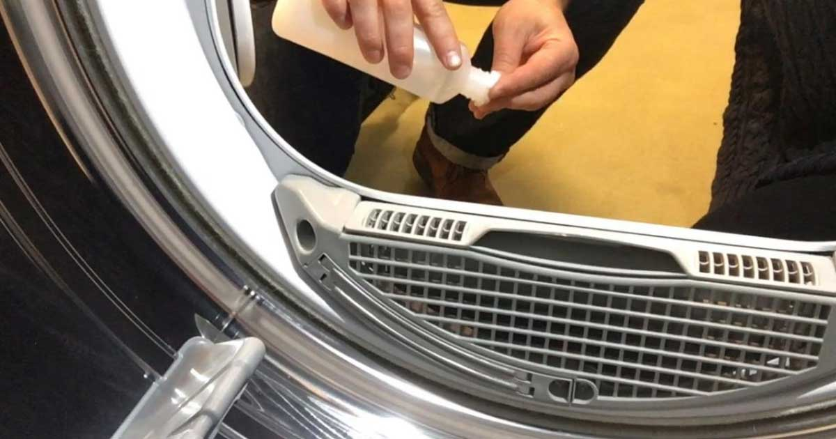 How To Clean Your Dryer To Protect Your Clothes And Your Home
