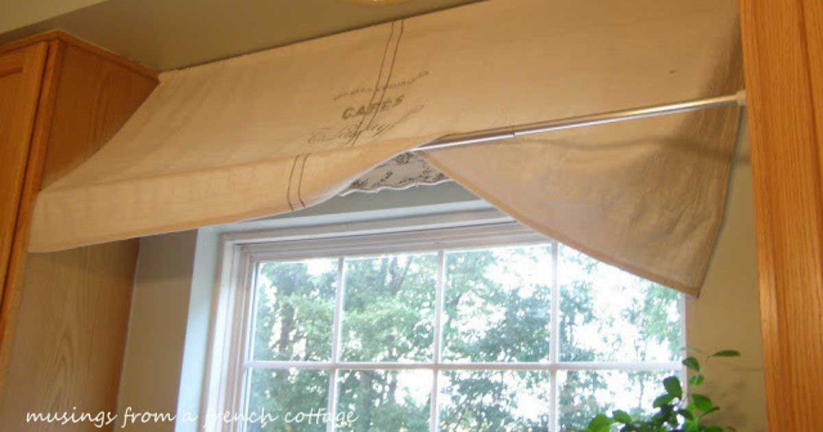 14 Ways To Use Tension Rods Throughout Your Home Homemaking Com