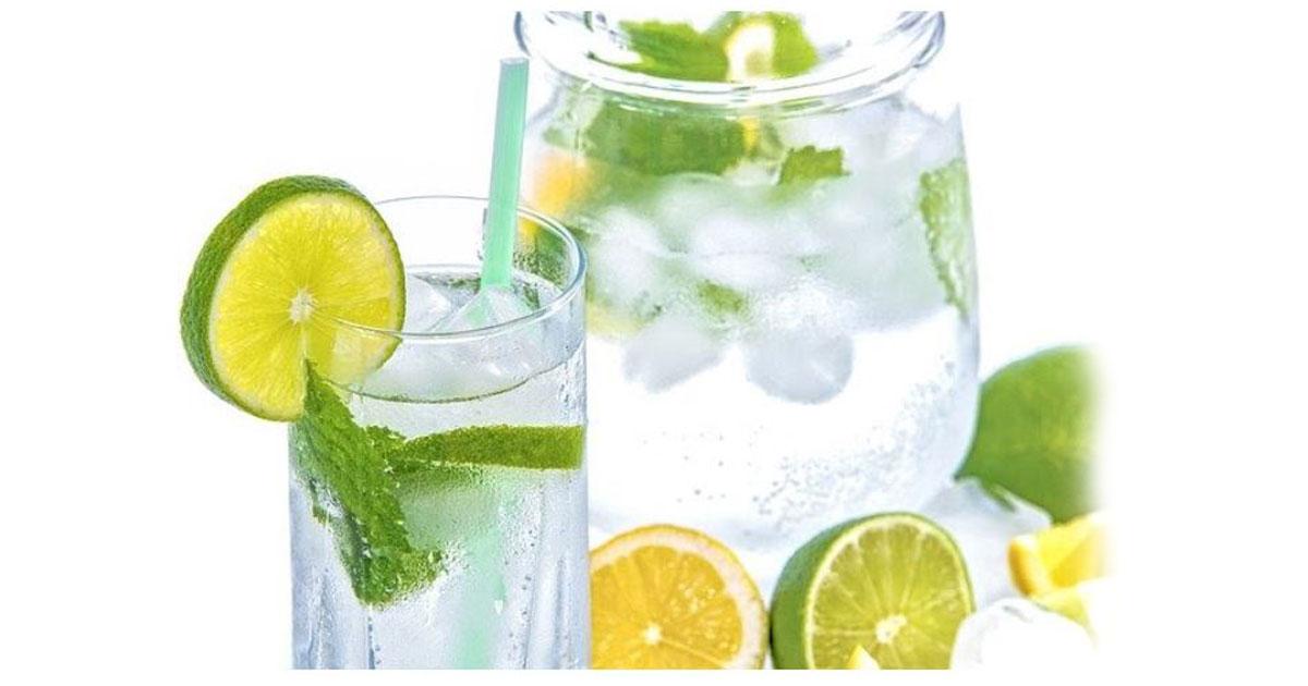 lemone-water